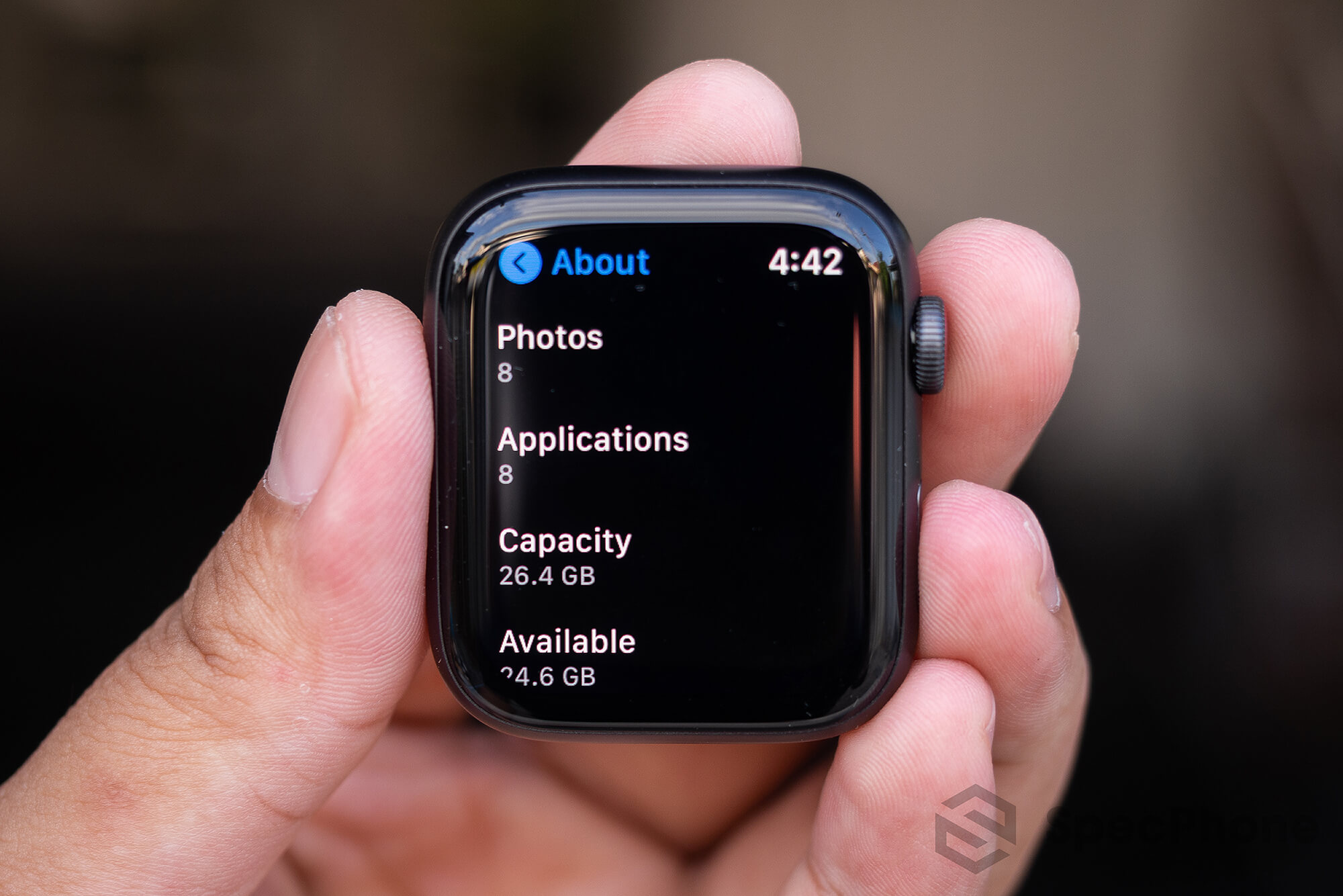 Review Apple Watch SE SpecPhone 47