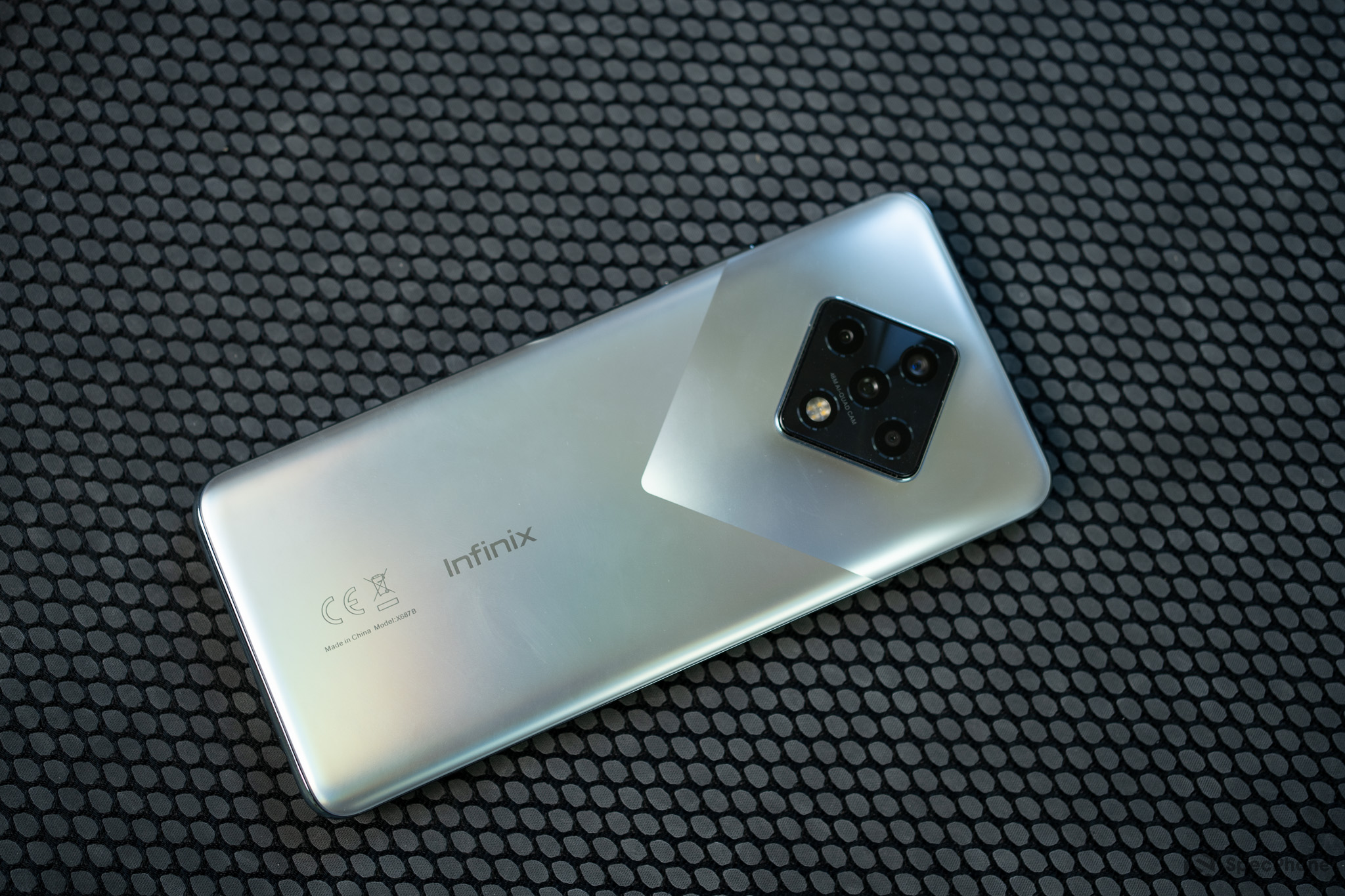 Review Infinix Zero 8i 10