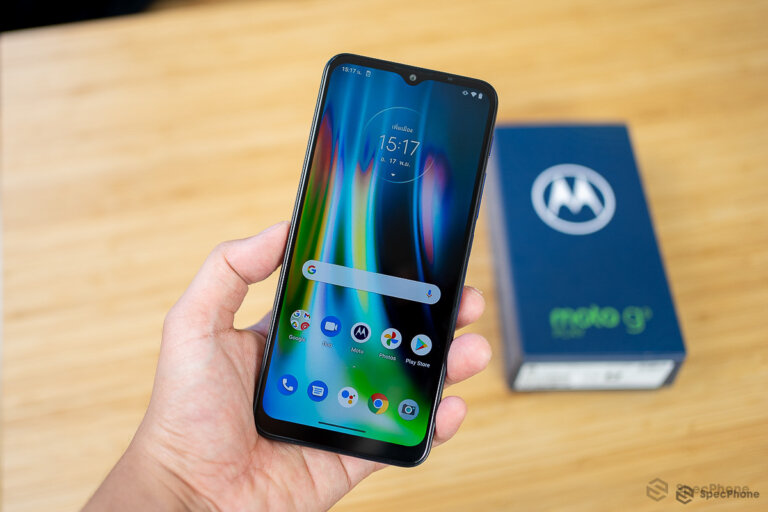 Review Moto G9 Play 15