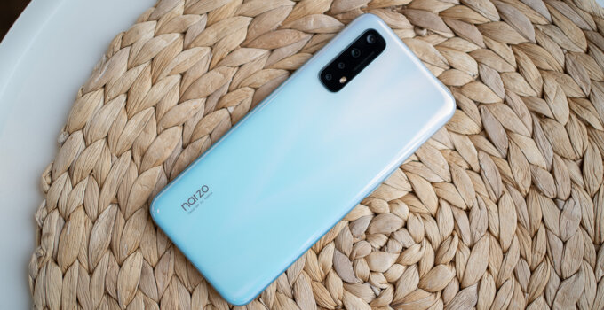 Review realme narzo 20 Pro SpecPhone 00035