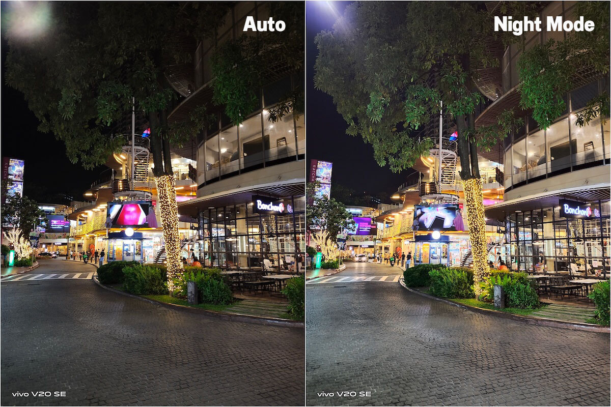 Shot on Vivo V20 SE Night Mode Compare 00001