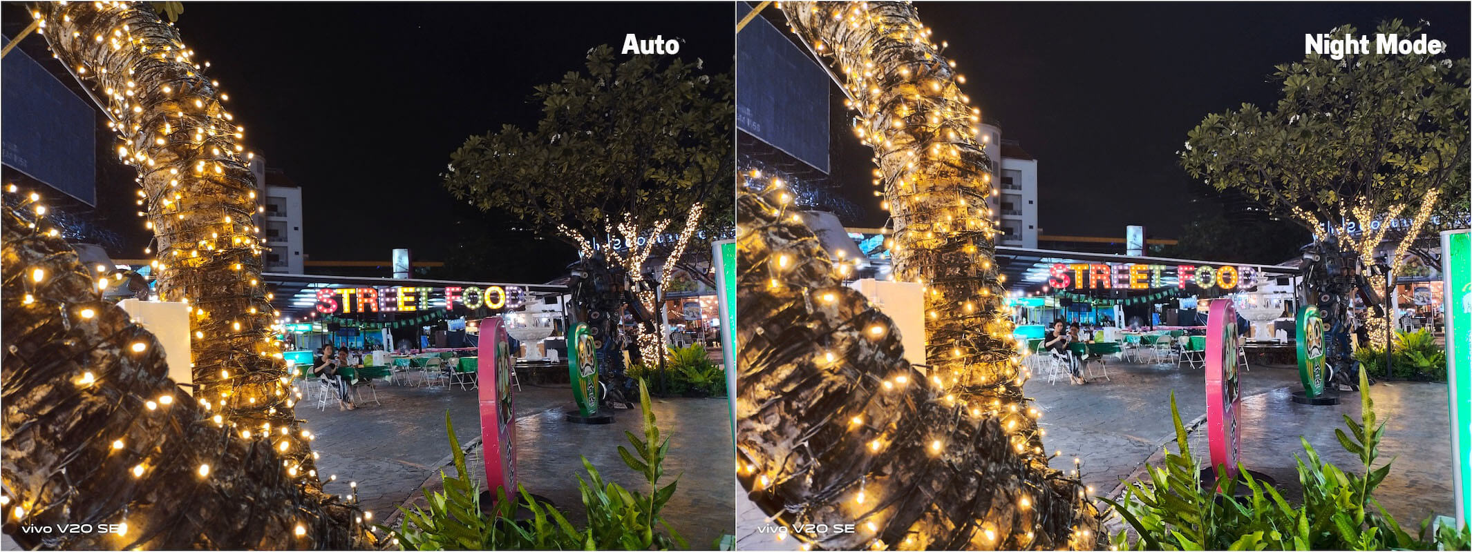 Shot on Vivo V20 SE Night Mode Compare 00005