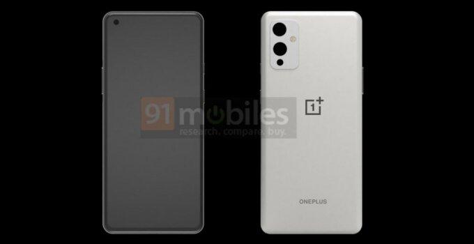 OnePlus 9 ภาพเรนเดอร์ CAD มาให้ดูแล้ว กล้องหลังเหมือน 8T จอมีรูซ้ายบน