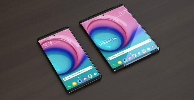 LG Slide ชื่อใหม่มือถือหน้าจอม้วนได้ตัวต่อไป