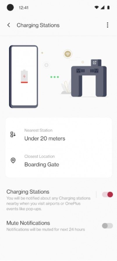 oneplus rolls out airport charging stations with nearby notifications for its users 002