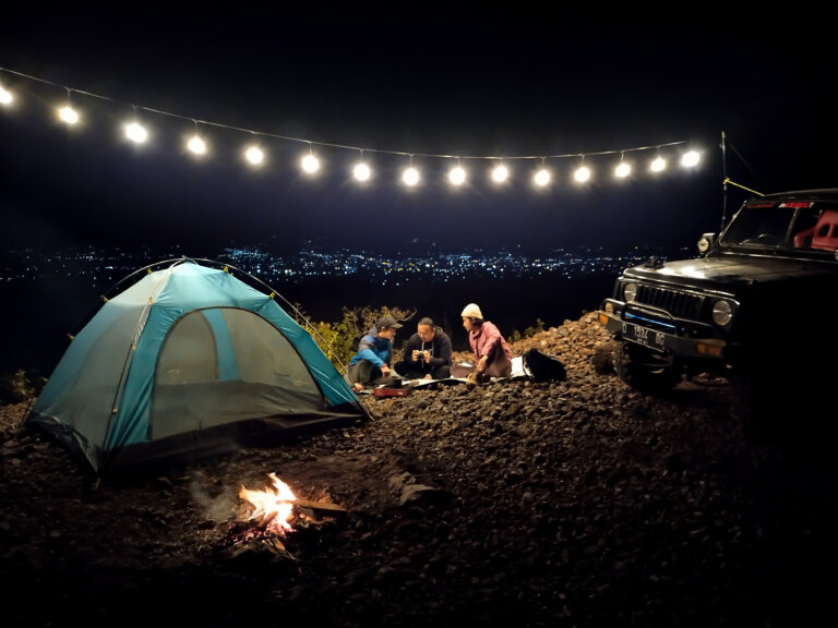 4. Camping Night with Beloved Friends Rifqi Moch Lufpi 1