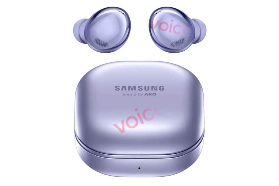 รูปหลุดหูฟังไร้สายตัวใหม่ Samsung Galaxy Buds Pro มาแล้ว คาดเปิดตัวพร้อม Galaxy S21 มกราคมปีหน้า 202