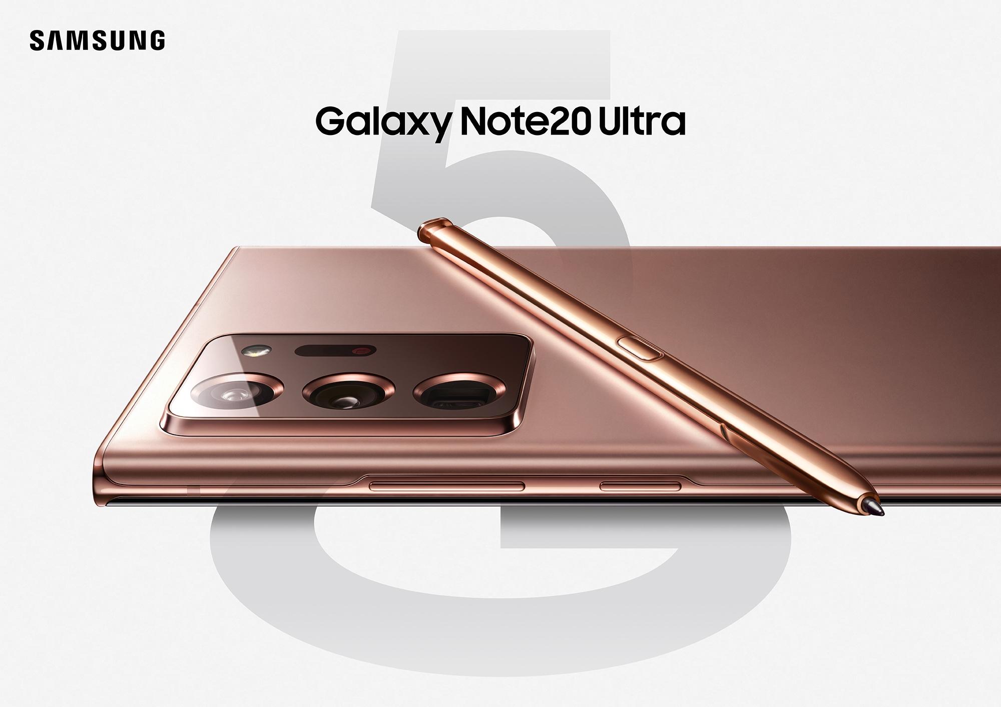 5 เหตุผลทำไมถึงต้องเปลี่ยนมาใช้ Samsung Galaxy Note20