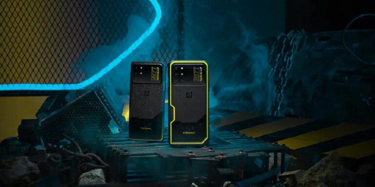 OnePlus 8T Cyberpunk 2077 Edition featured