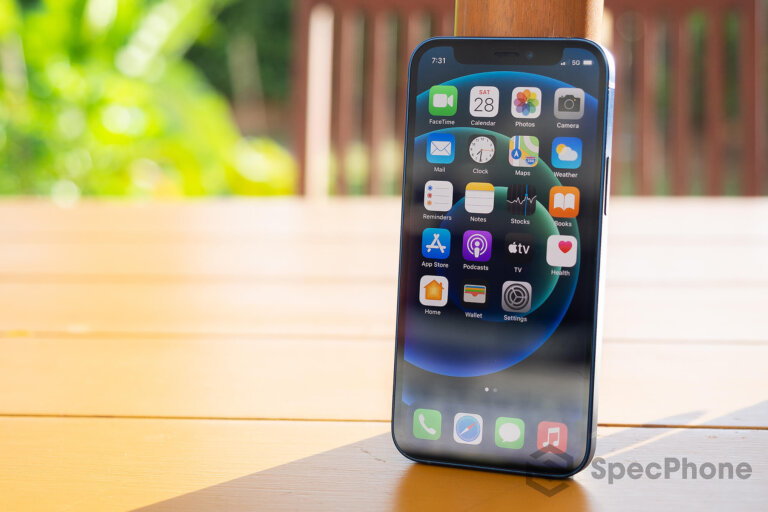 Review Apple iPhone 12 mini SpecPhone 30