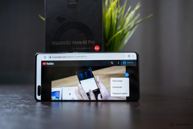 Review HUAWEI Mate40 Pro 011 1