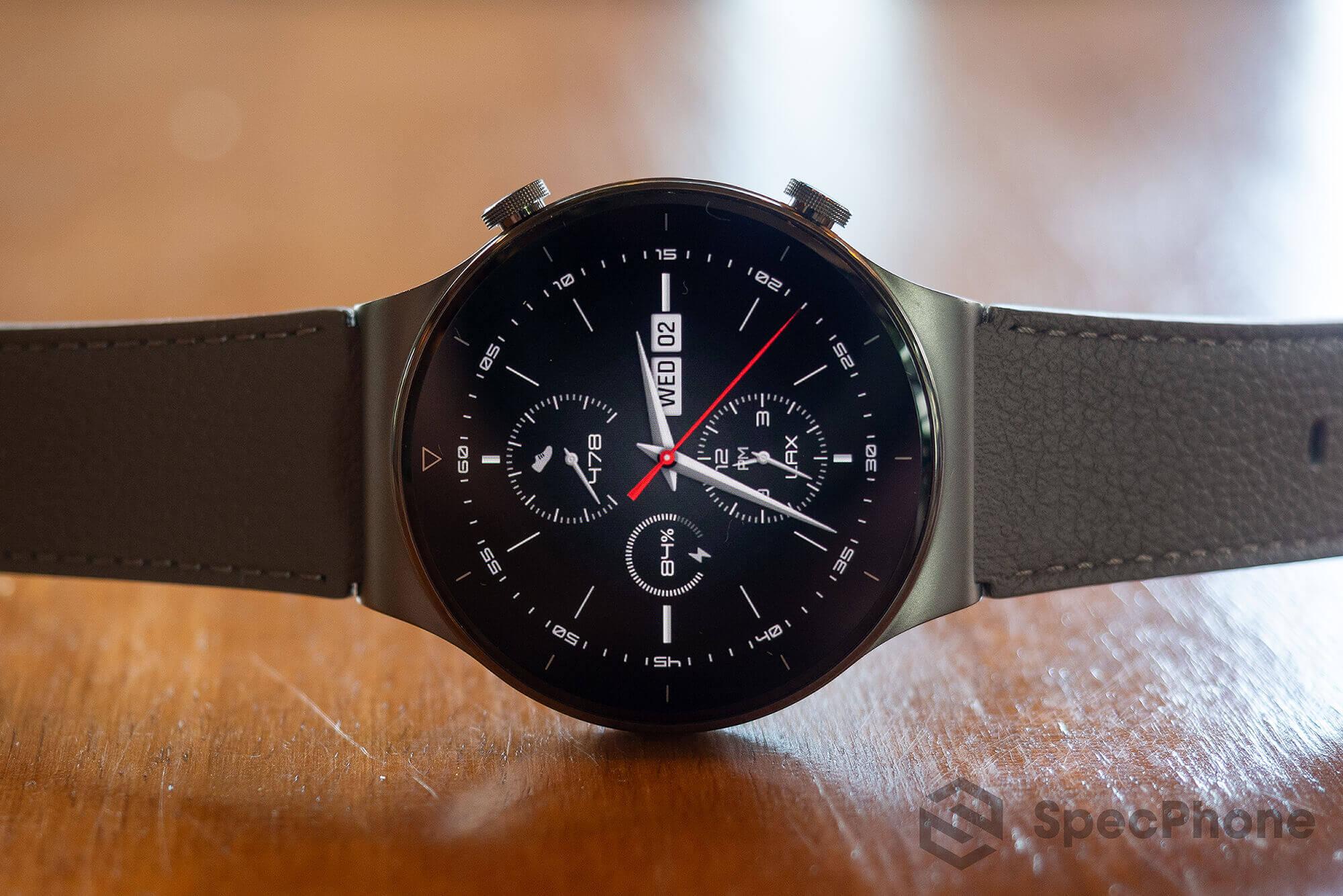 Review Huawei Watch GT 2 Pro SpecPhone 13