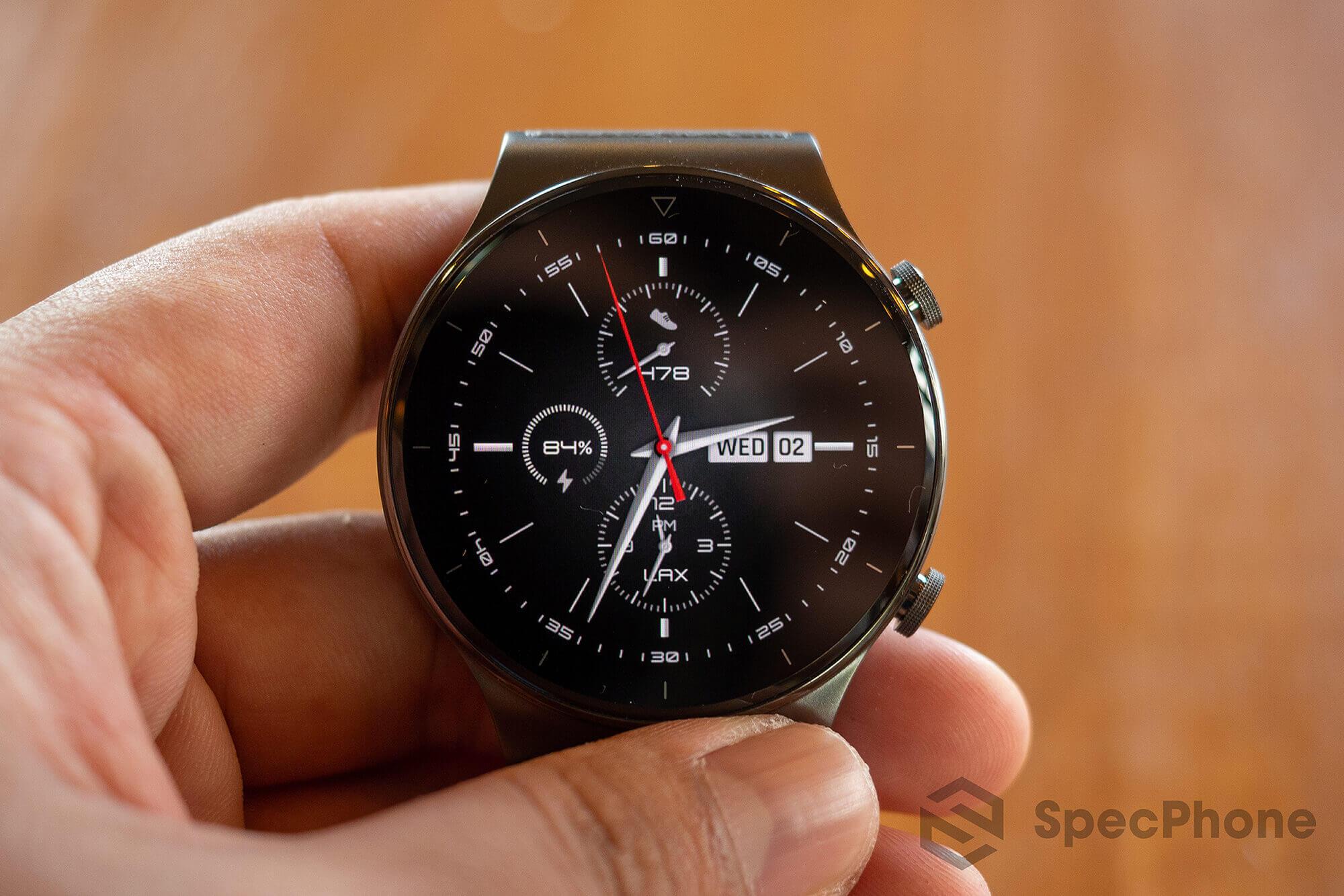 Review Huawei Watch GT 2 Pro SpecPhone 15