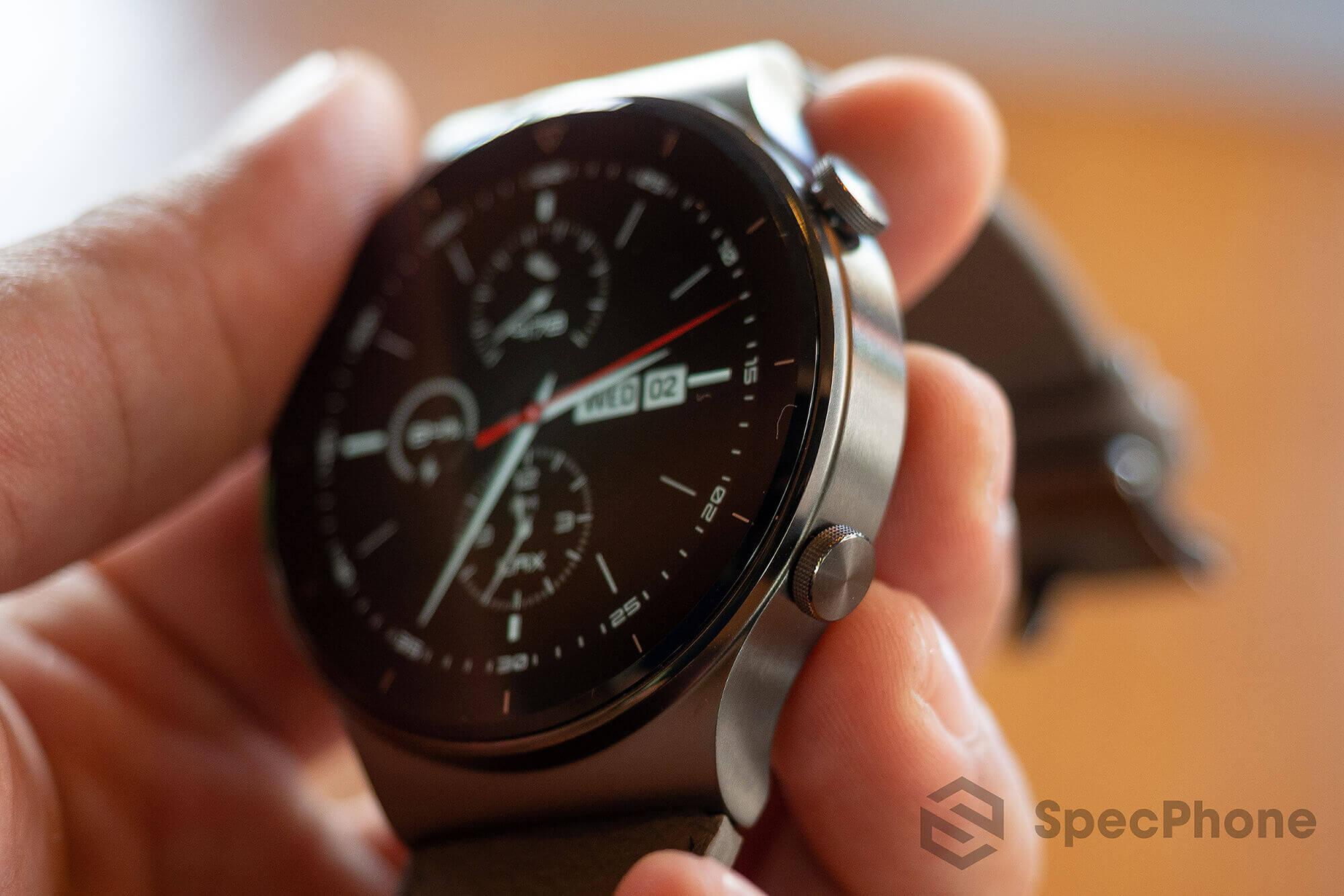 Review Huawei Watch GT 2 Pro SpecPhone 16
