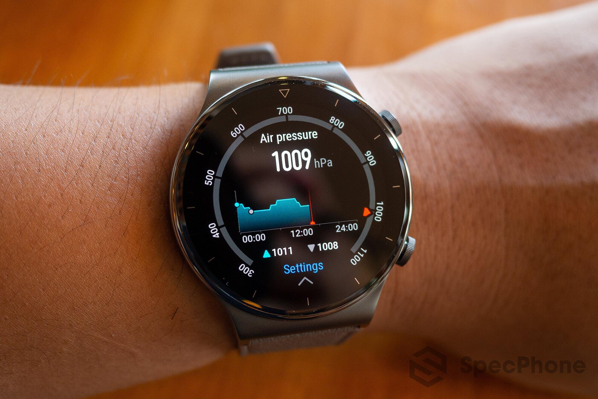 Review Huawei Watch GT 2 Pro SpecPhone 36