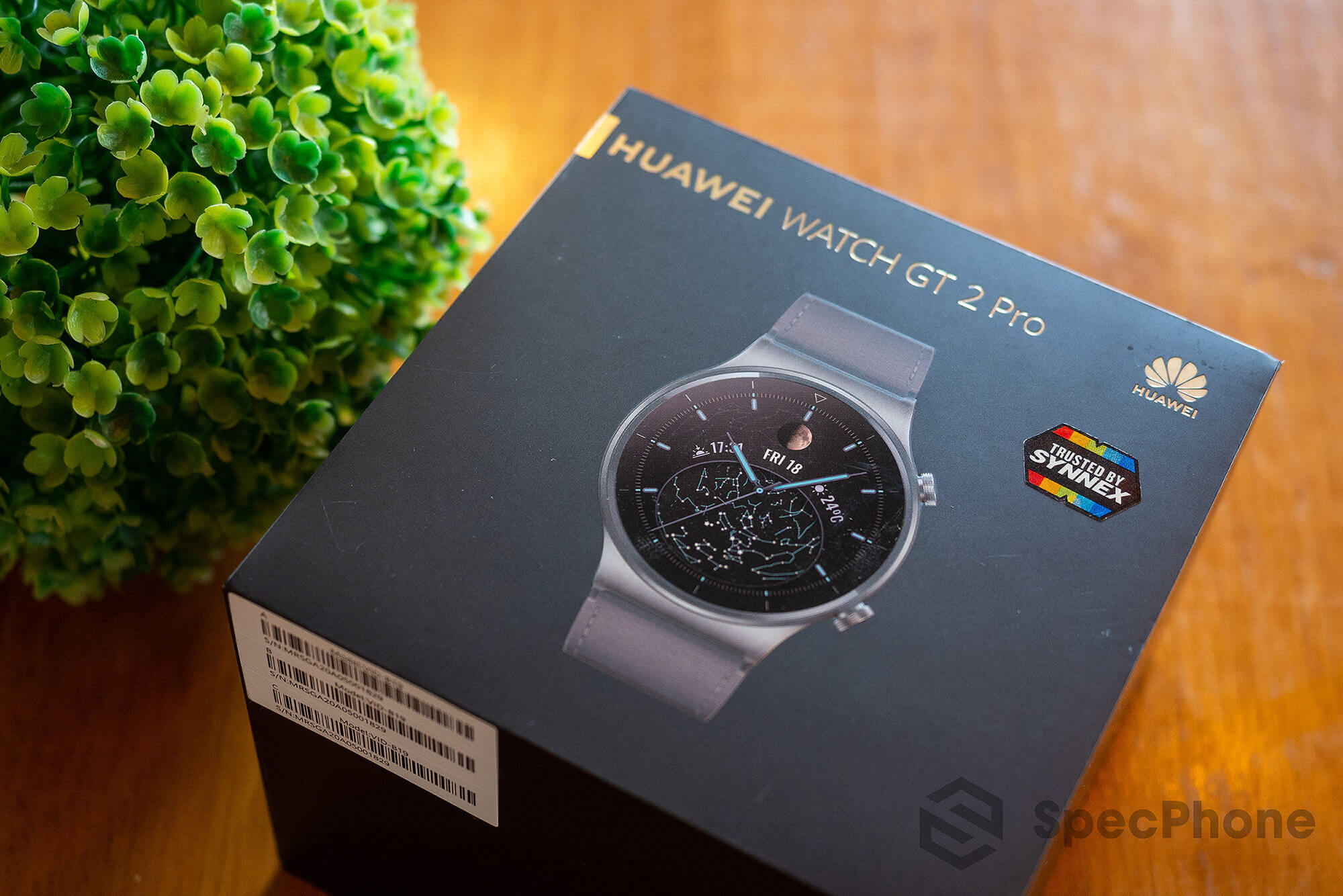 Review Huawei Watch GT 2 Pro SpecPhone 46