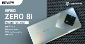 Review Infinix ZERO 8i Cover