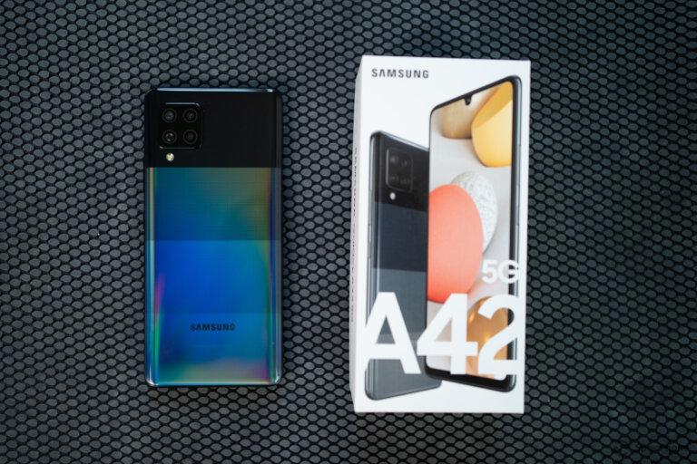 Review Samsung Galaxy A42 5G 32 1