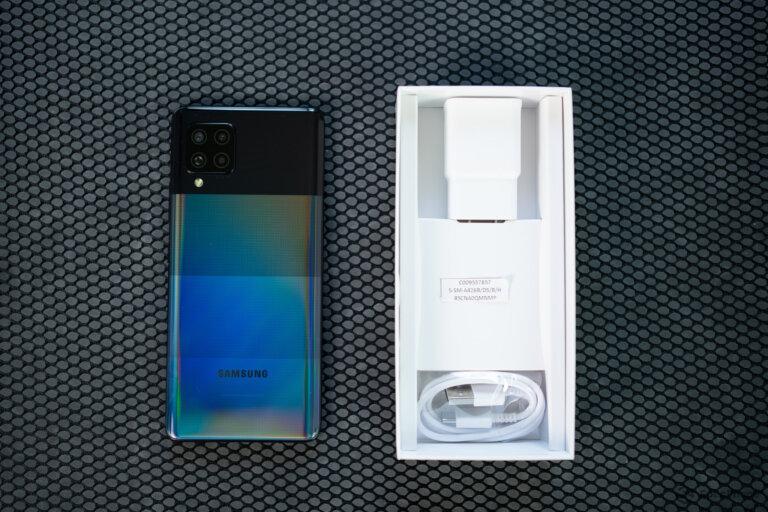 Review Samsung Galaxy A42 5G 36 1