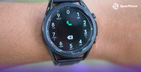 Review Samsung Galaxy Watch3 SpecPhone