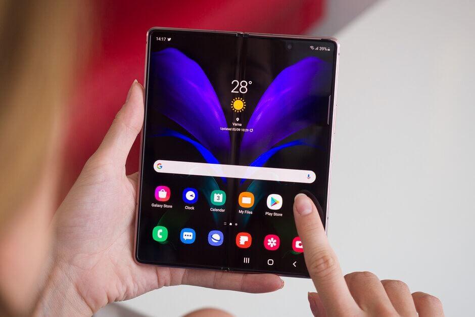Samsung Galaxy Z Fold 2 Review 027