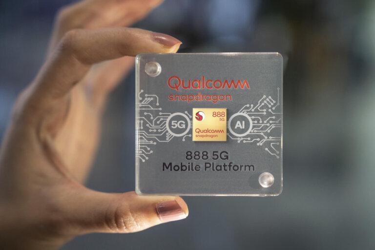 Snapdragon 880 5G NBC header 1