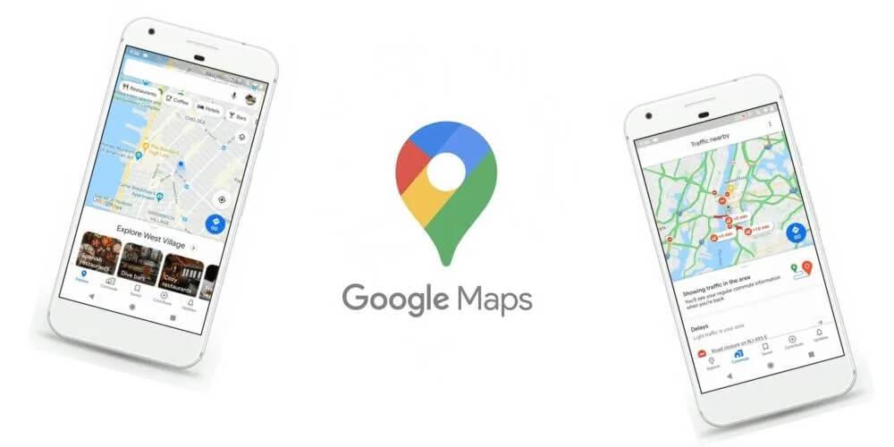 google maps 2020 redesign 1