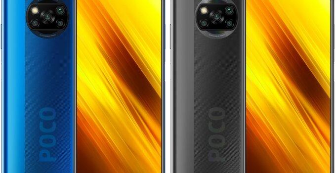 POCO X3 NFC จะได้รับอัปเดท MIUI 12 ที่ใช้ระบบปฎิบัติการ Android 11 เร็วๆ นี้