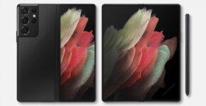 Galaxy Z Fold3 renders 001