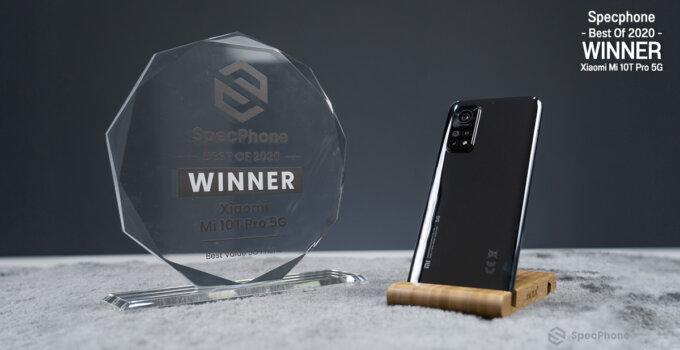 Mi 10T Pro 5G Award 2010 Cover