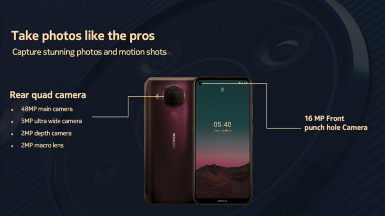 Nokia 5.4 15