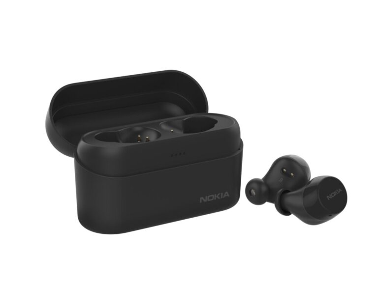 Nokia Power Earbuds Charcoal Black BH 605 1