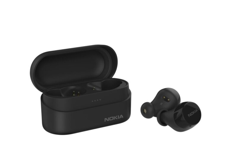 Nokia Power Earbuds Lite Charcoal BH 405 1