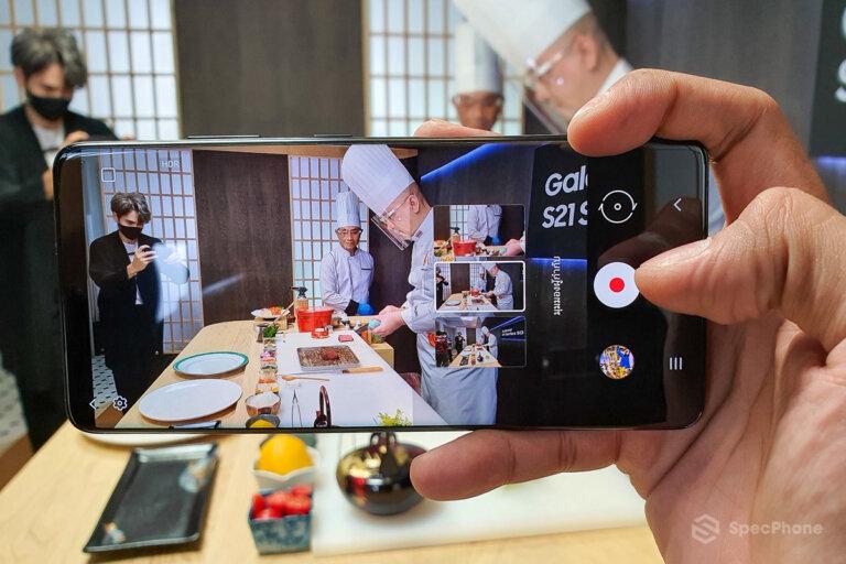 Preview Samsung Galaxy S21 Ultra 5G SpecPhone Mode 0001