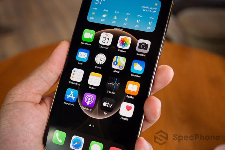 Review Apple iPhone 12 Pro Max SpecPhone 12