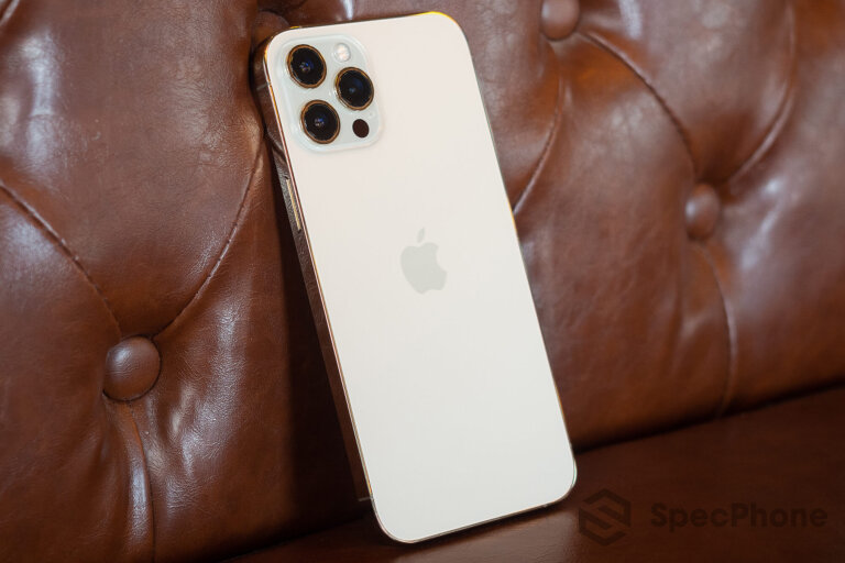 Review Apple iPhone 12 Pro Max SpecPhone 27