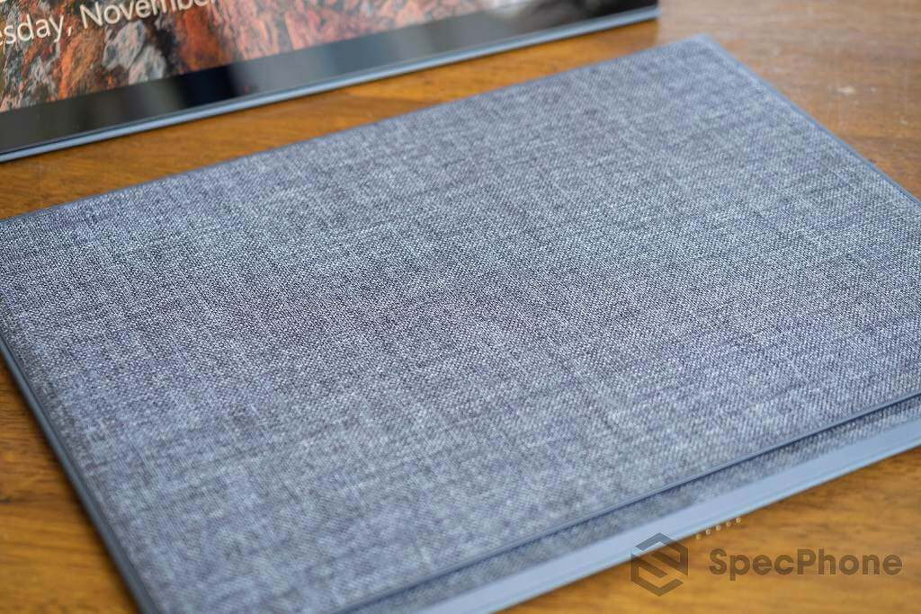 Review Lenovo YOGA Duet 7i SpecPhone 19