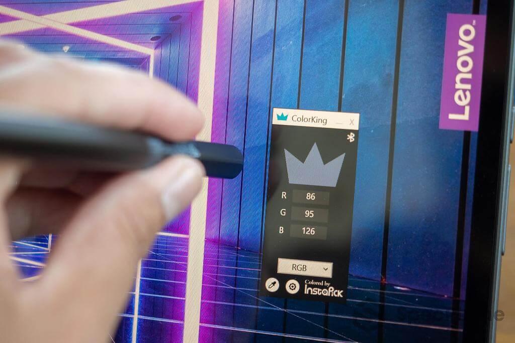 Review Lenovo YOGA Duet 7i SpecPhone 30
