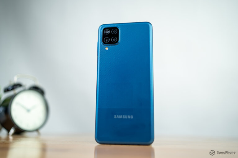 Review Samsung Galaxy A12 37