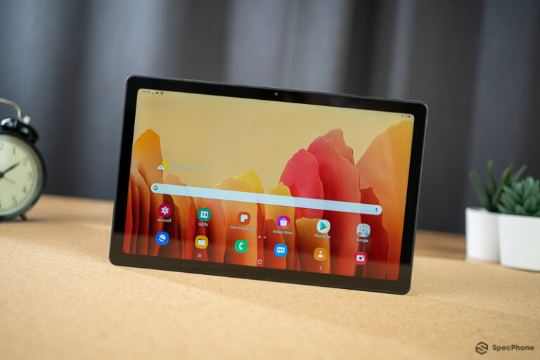 Review Samsung Galaxy Tab A7 2020 42