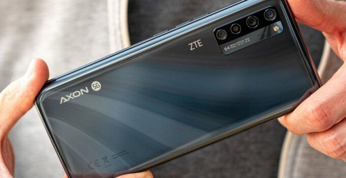 ZTE Axon 30 Pro camera 000