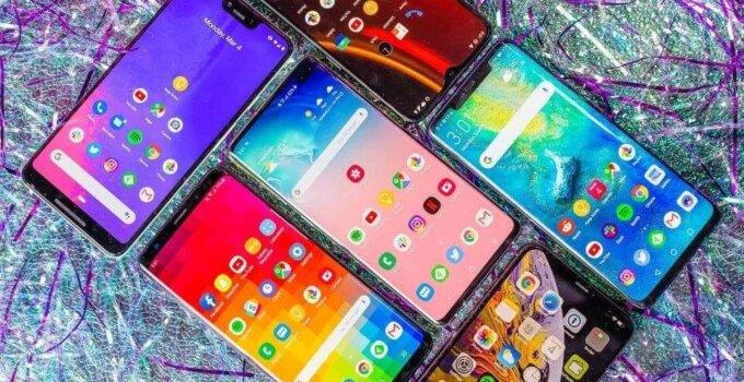 smartphones idc q4 2020