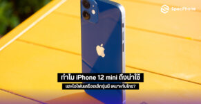 why iphone 12 mini is best