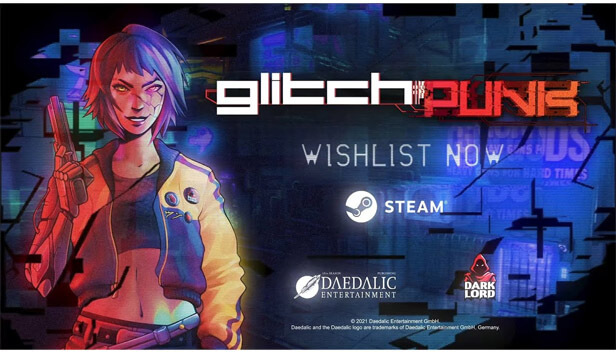 เกมส์ Steam ฟรี Steam Game Festival 2021 glitchpunk