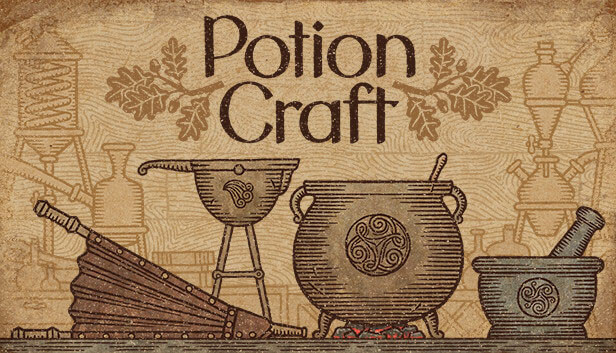 เกมส์ Steam ฟรี Steam Game Festival 2021 potion craft