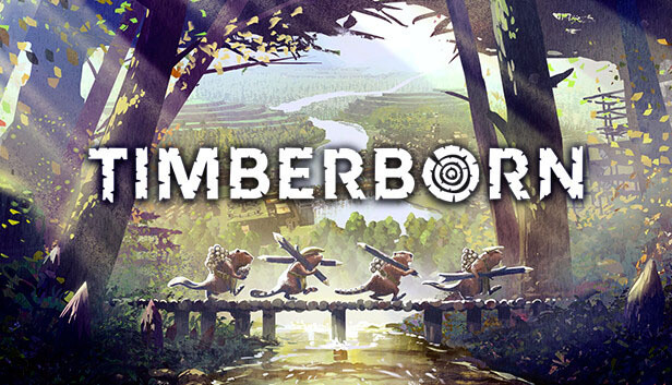 เกมส์ Steam ฟรี Steam Game Festival 2021 timberborn