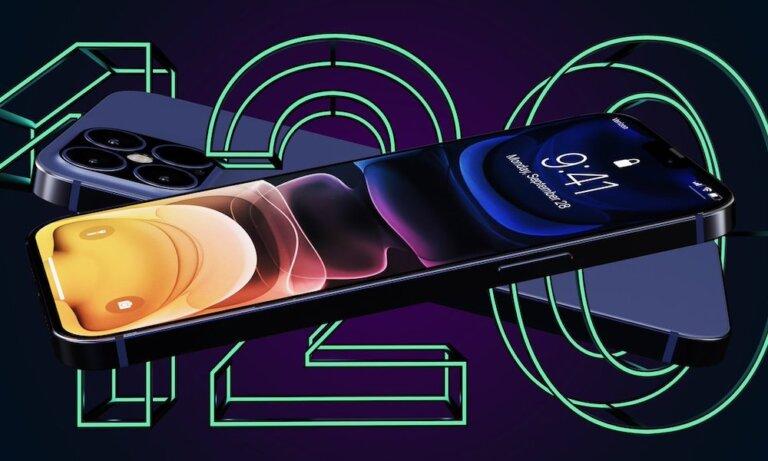 120hz ProMotion Display iPhone 12