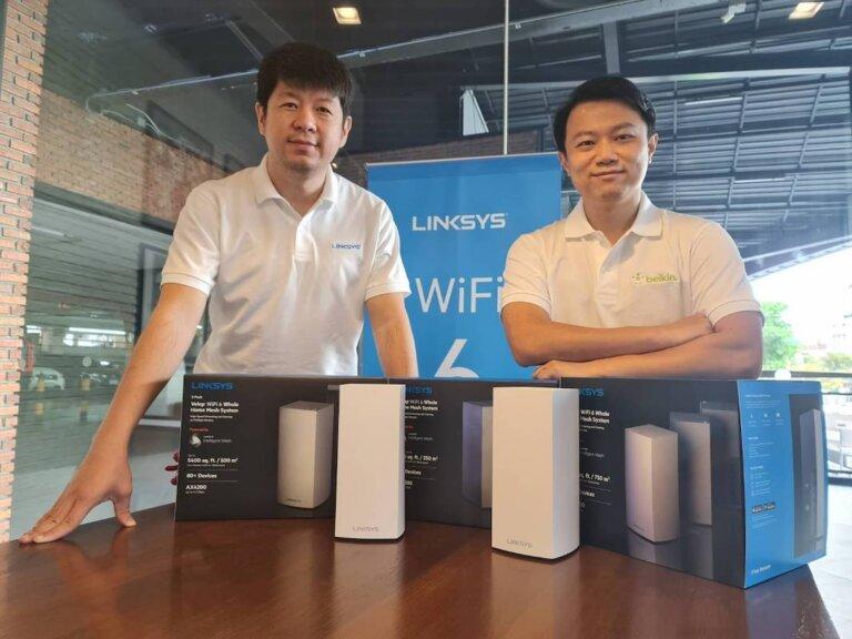 Linksys AX4200 WiFi6 SpecPhone 00001