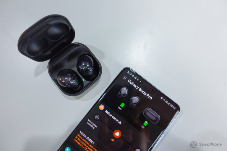 Review Samsung Galaxy Buds Pro 14