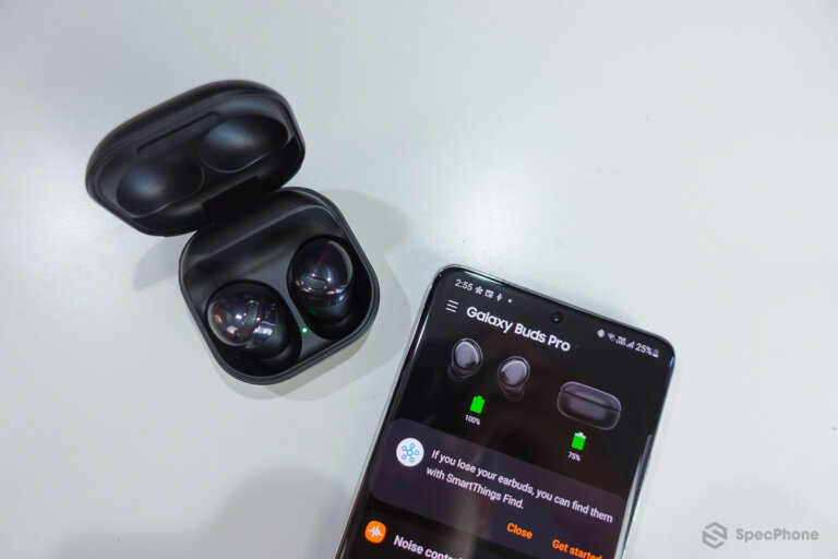 Review Samsung Galaxy Buds Pro 15